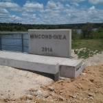 ANGOLA: Ponte Sobre o Rio Cubango: Completed