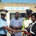 Ohorongo - Otjozondjupa patrol on the roll