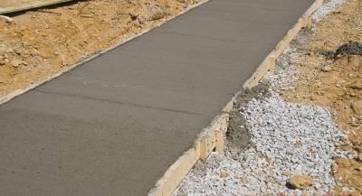 Casting Concrete at high temperatures