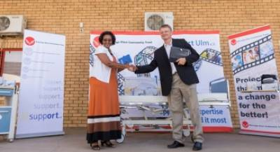 Ohorongo and Support ULM e.V Donates again!