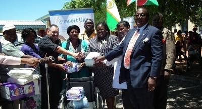 Donation of Medical Equipment to Opuwo District Hospital