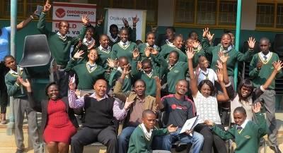 Ohorongo CSI Project: Oshikoto Secondary School scores
