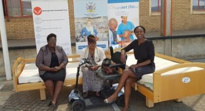 OHORONGO AND MOHSS ENSURES COMFORT FOR PEOPLE WITH DISABILITIES