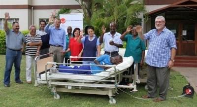 Hospital beds valued at N$ 72 000 donated to Otjiwarongo Community