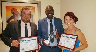 Ohorongo Cement Wins Service of the Year Award