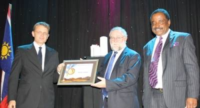 Namibia Manufacturers Association (NMA) - Manufacturer of the Year