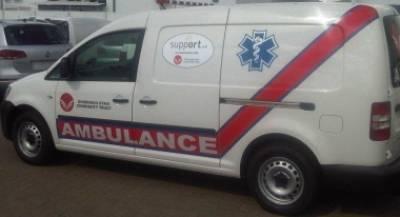New Ambulance Donated