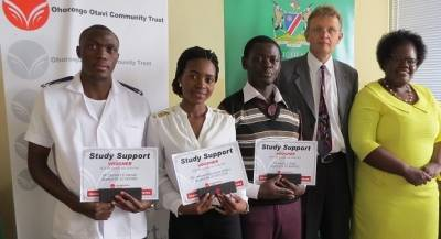 Nursing Bursary Recipients