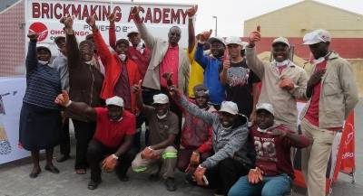 Ohorongo Buildit Bricklaying Academy
