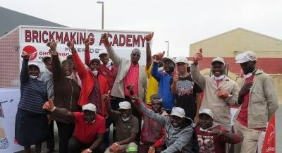 Ohorongo Buildit Brickmaking Academy in Line with the National Development Goals