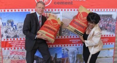 Ohorongo Cement building futures through education