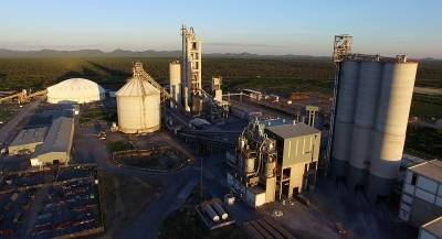Ohorongo Cement Plant