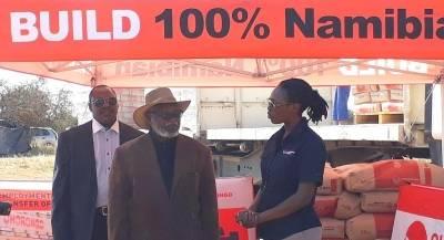 Ohorongo Cement Accelerates the Completion of Etunda Farm Primary School Hostel