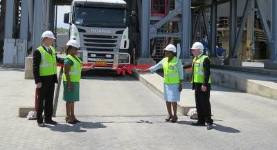 Ohorongo Cement securing supply for Namibia
