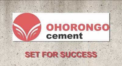 Ohorongo Cement TV Advert Launched