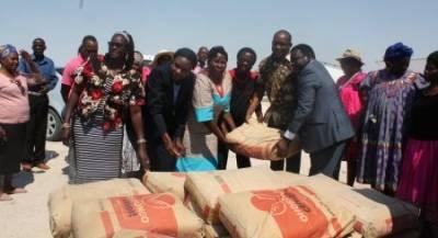 Ondangwa Shack dwellers aim to grow