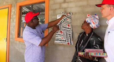 Ohorongo Cement supports early childhood education