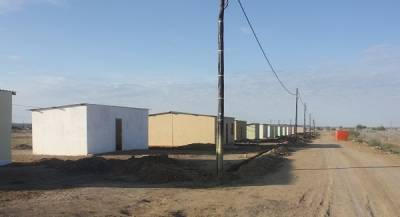 Over 20 SDFN houses handed over at Mariental