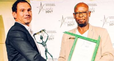 Rent-A-Drum clinches notable accolade at the sustainable development event