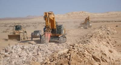 Securing Gypsum Supply from Elspe Minerals