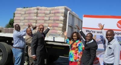 Omake Omaheke with Ohorongo & SME Transporter!