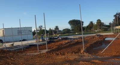 Sport facilities for Otavi community