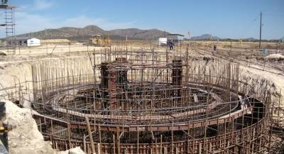 Start of Construction on the Ohorongo Cement Plant