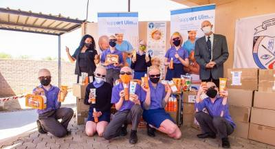 Support in Namibia of Albinism Sufferers Requiring Assistance