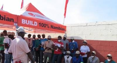 Twenty nine trainees from Kavango West region were elated to receive their certificates