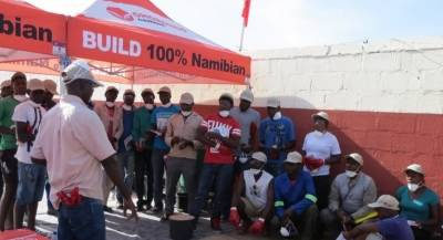 Ohorongo Buildit brickmaking academy take vocational skills to Kavango West